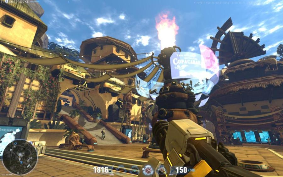 7 Games Like Gun Gale Online   LevelSkip Firefall is another fairly new game  Released on July 29  2014 by Red 5  Studios  this game has elements of both FPS and MMORPG
