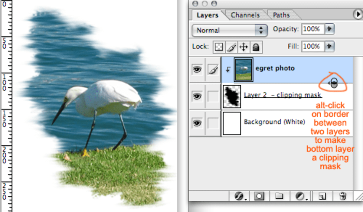 Photoshop Masking Tutorial Extract A Photo TurboFuture