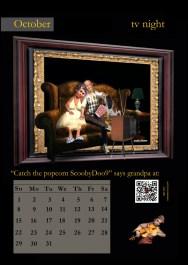 10 - October TV Night