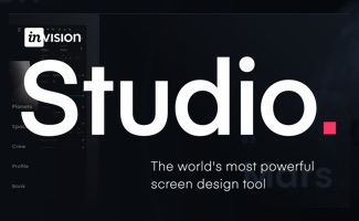 User Defenders supported by InVision Studio. Get Early Access.