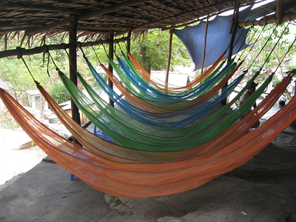 Benefits Of Sleeping In A Hammock