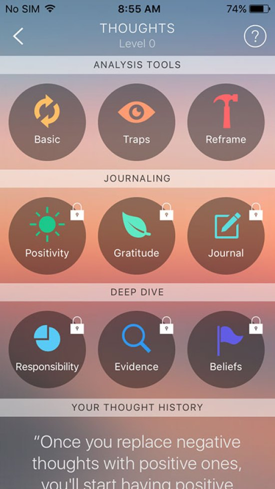 5 Apps To Help You Cope With Anxiety