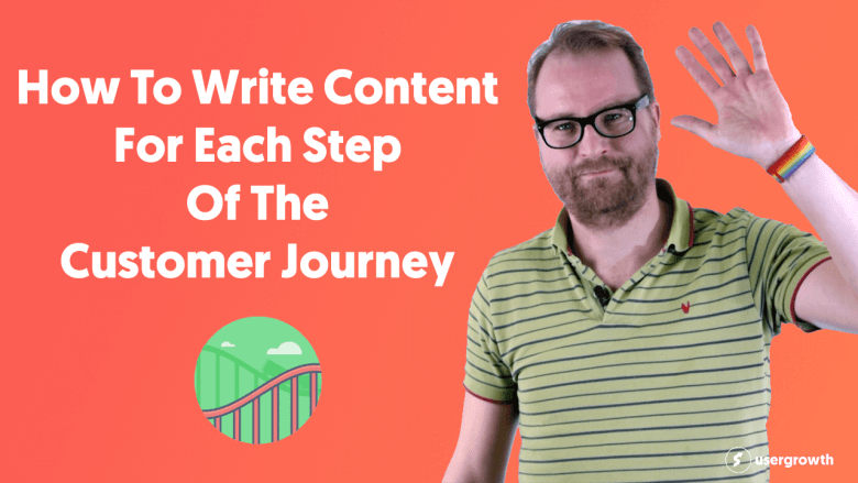 How To Write Content For Each Step Of The Customer Journey
