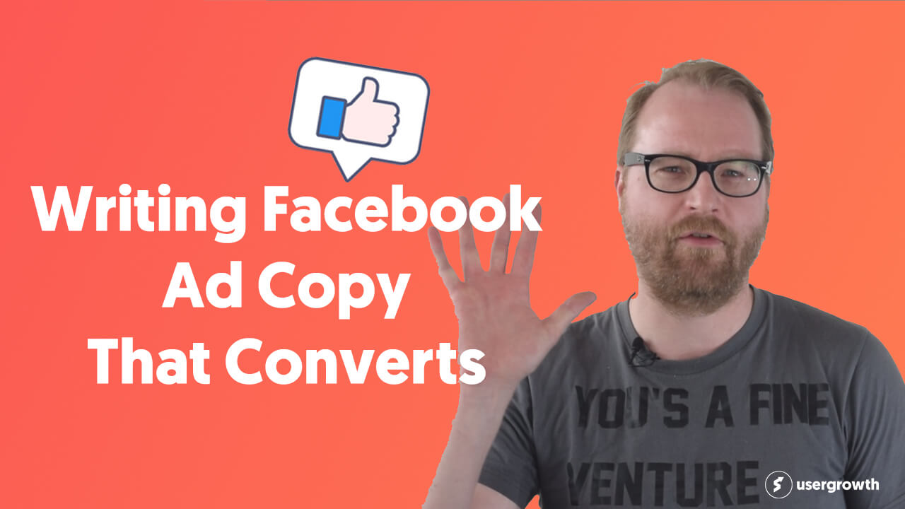 Writing Facebook Ad Copy That Converts