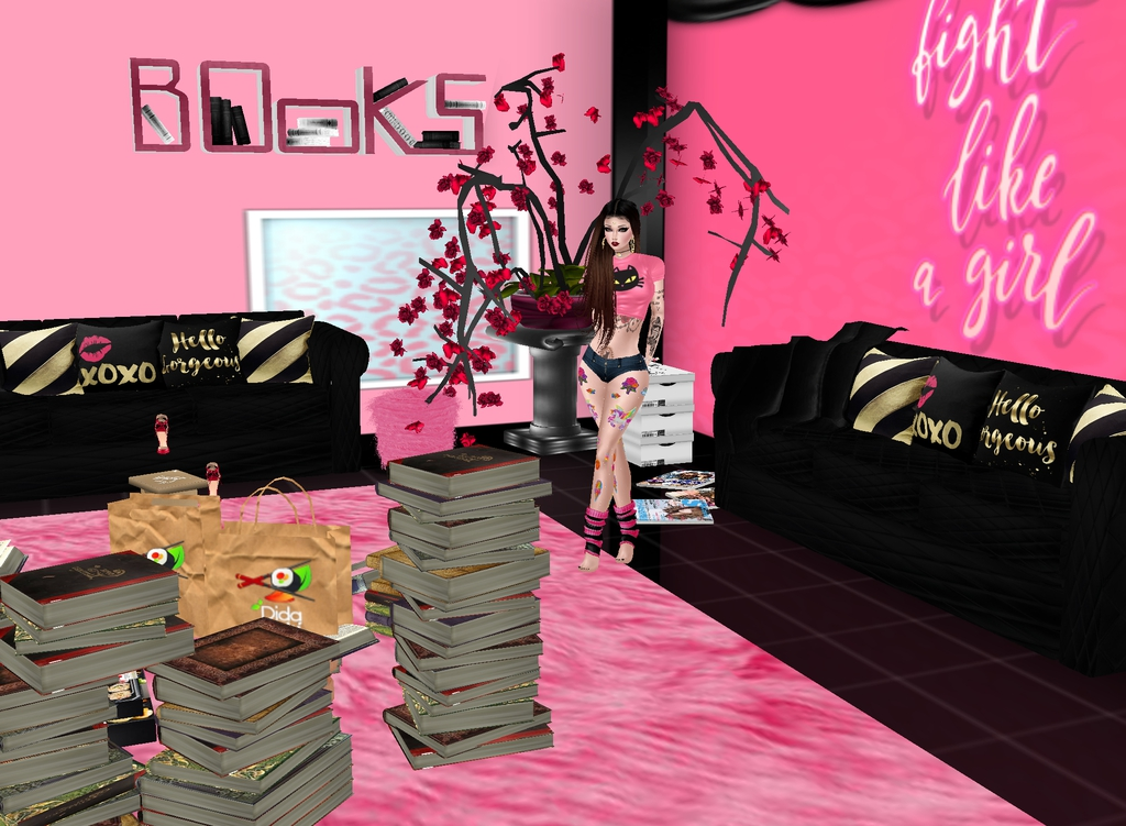IMVU | The Luci Logs