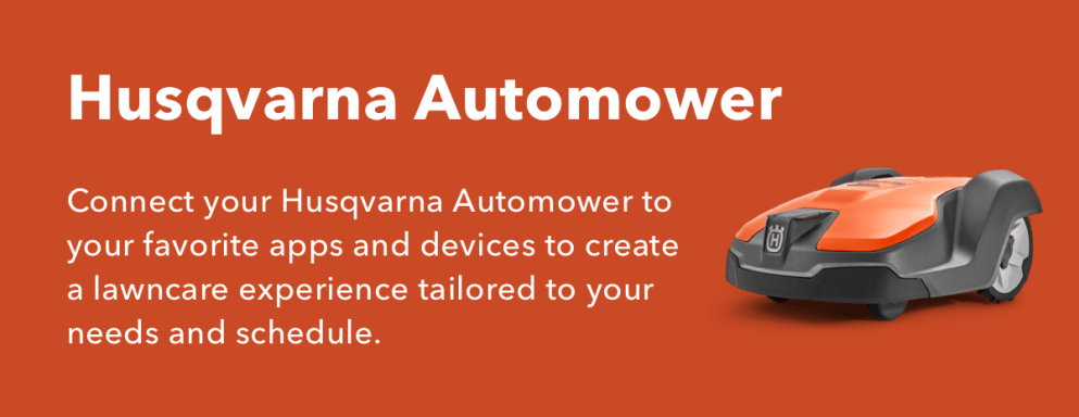 Do more with Husqvarna Automower