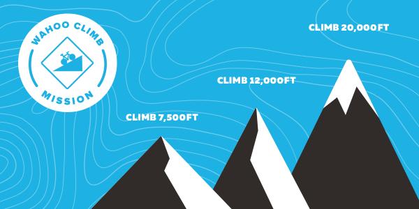 Wahoo Climb Mission