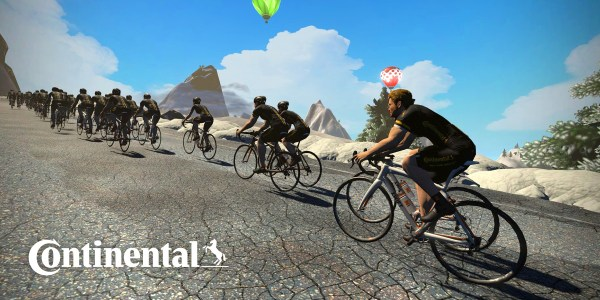 Continental Ride To Win Challenge