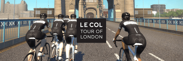 LE COL TOUR OF LONDON