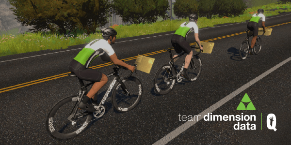 Team Dimension Data Group Workout Challenge