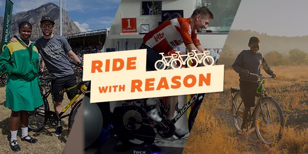 Ride with Reason