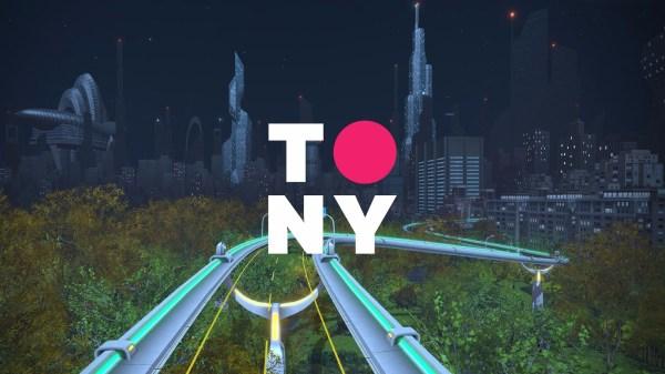 Tour of New York