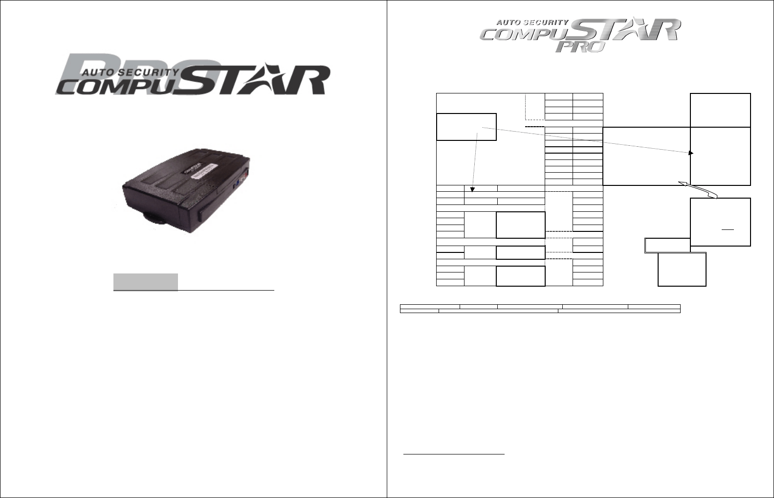 Compustar Cm Wiring Diagram