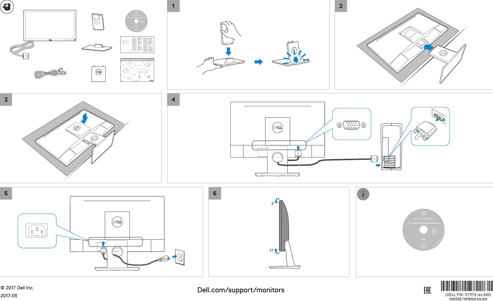 Dell Se Hv Monitor Stru Na Uvodni P Iru Ka User Manual Dal A Dokumenty Strua Na Aovodna