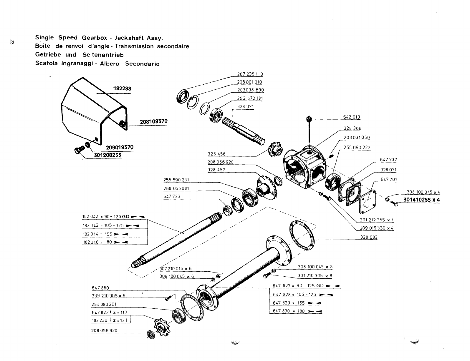 Howard Rotavator Manual Hr7