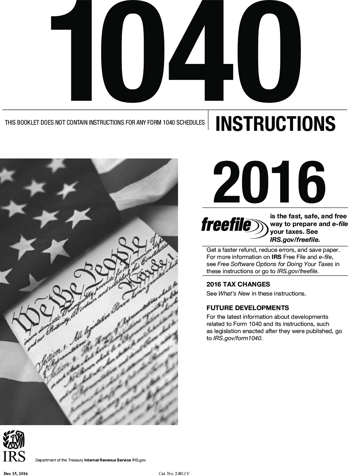 Instruction Tax Tables Irs Gov