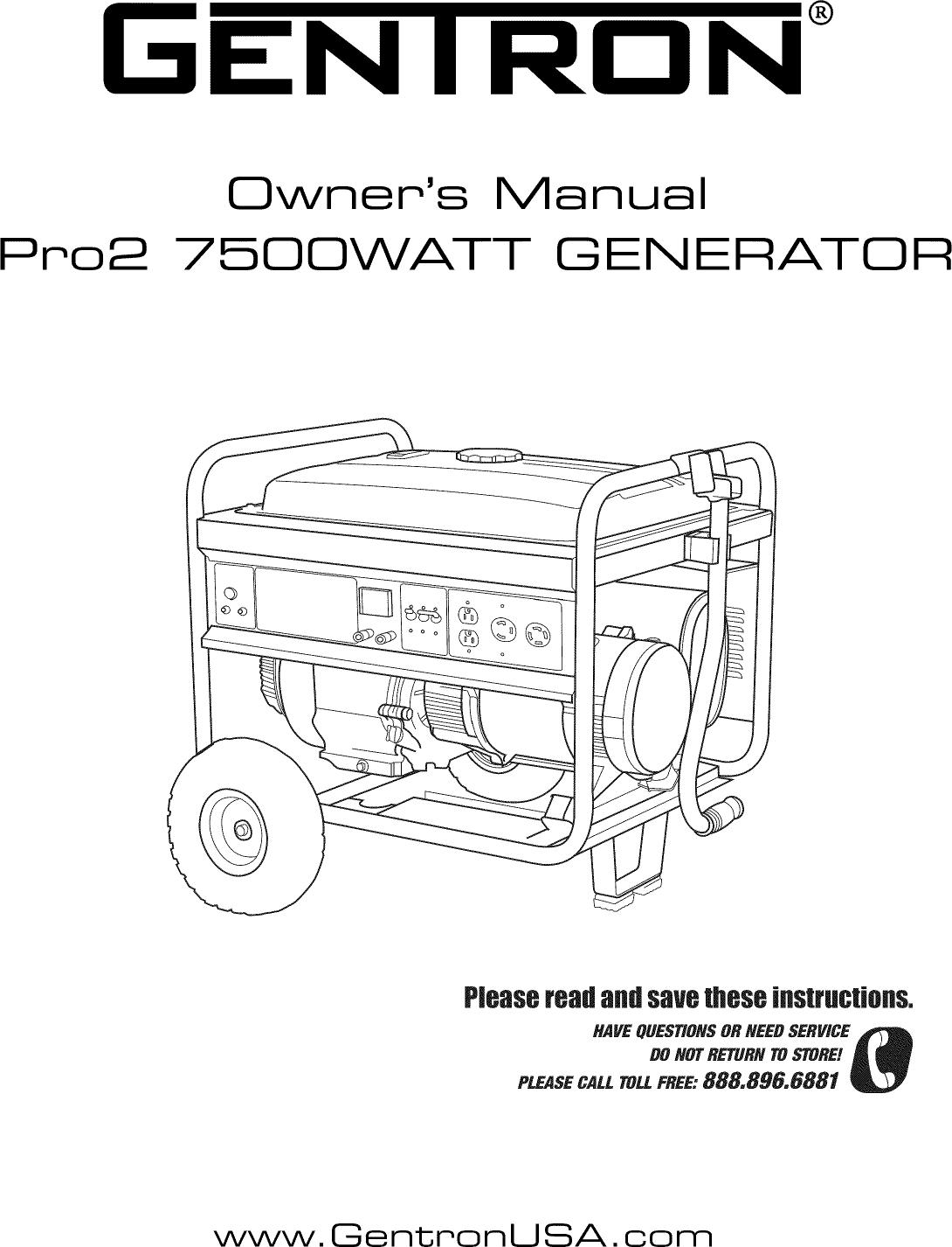 All Power Watt Generator Model No Apg Wiring