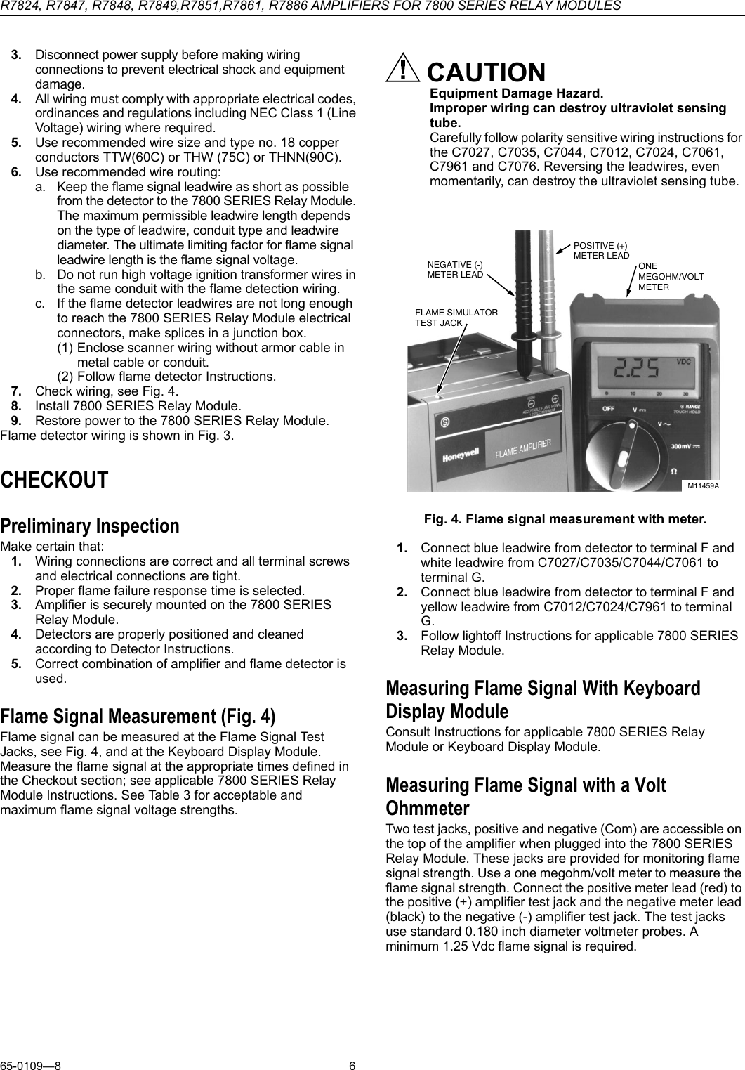 Honeywell Thermostat R Users Manual 65 R