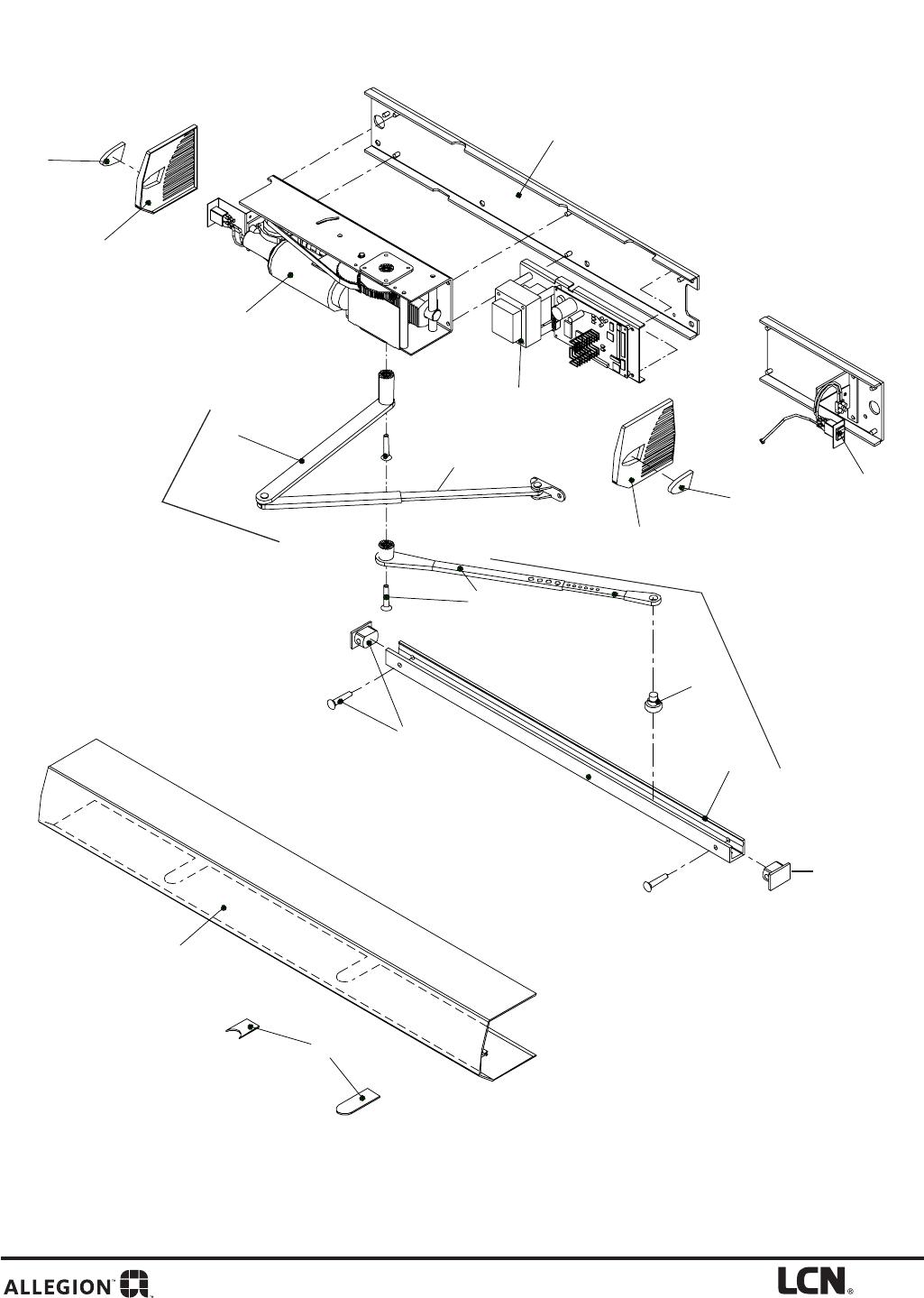 Lcn Wiring Diagram