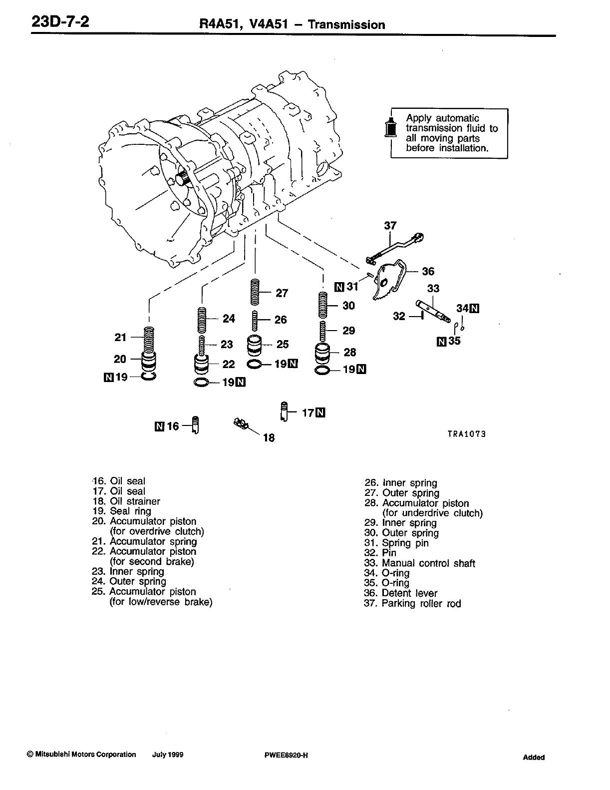 Ejuly 2000mitsubishi motors corporation