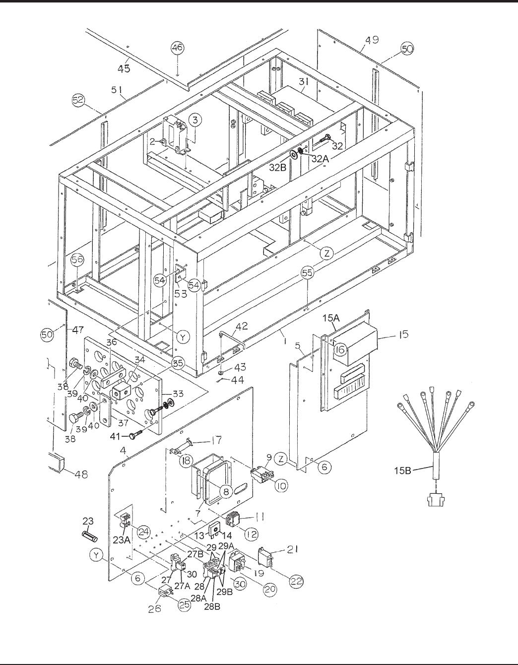 multi amp wiring diagram