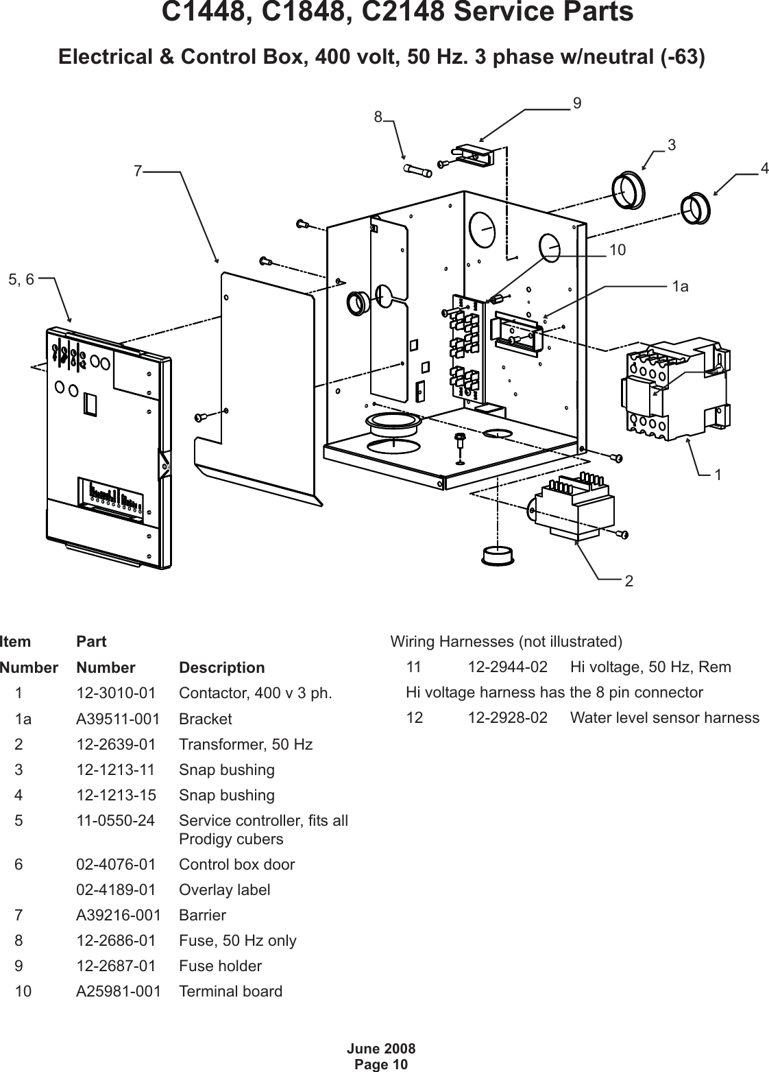 Ice Maker Wiring Diagram