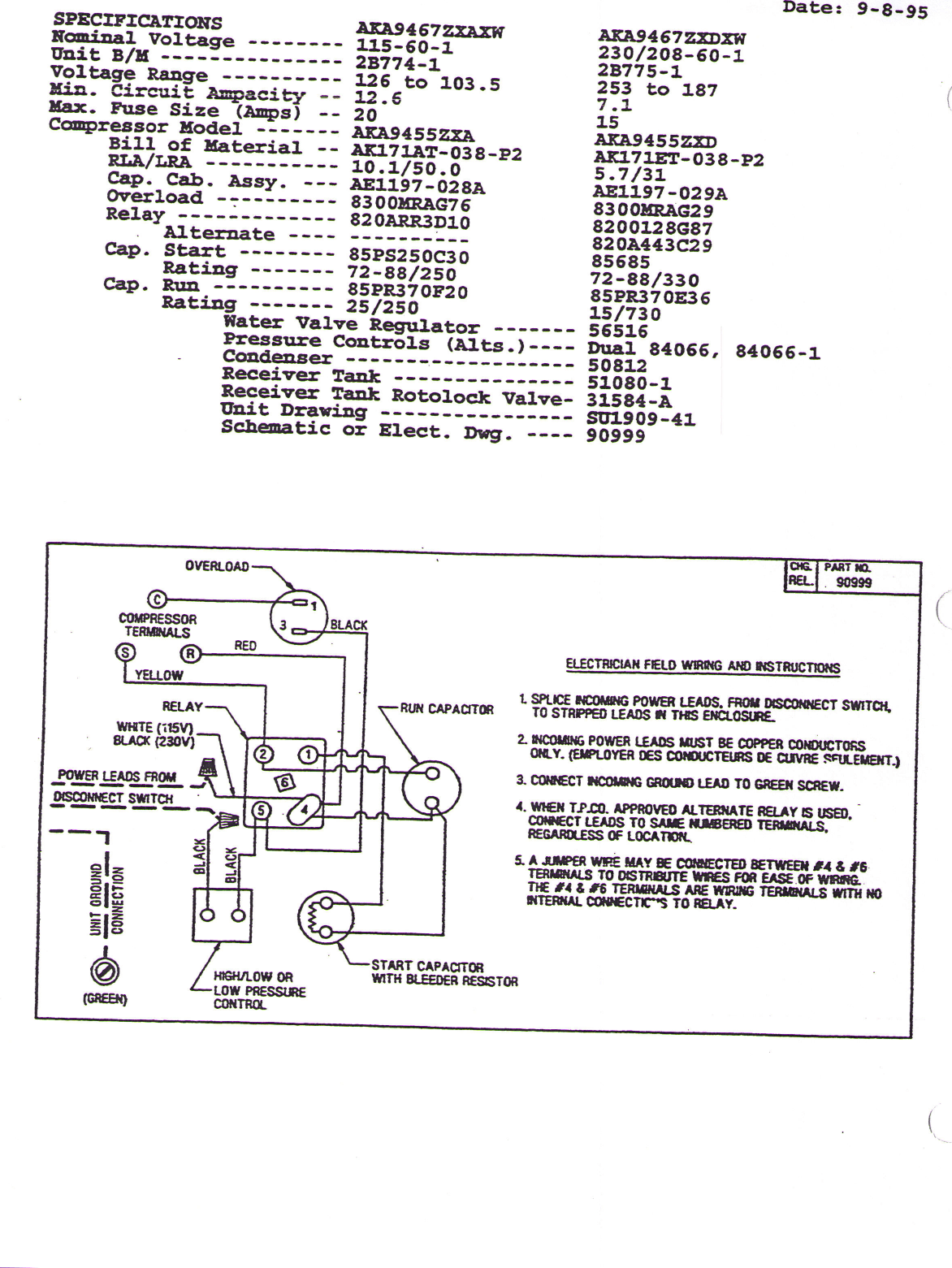 Tecumseh Engine On Off Switch Wiring Diagram