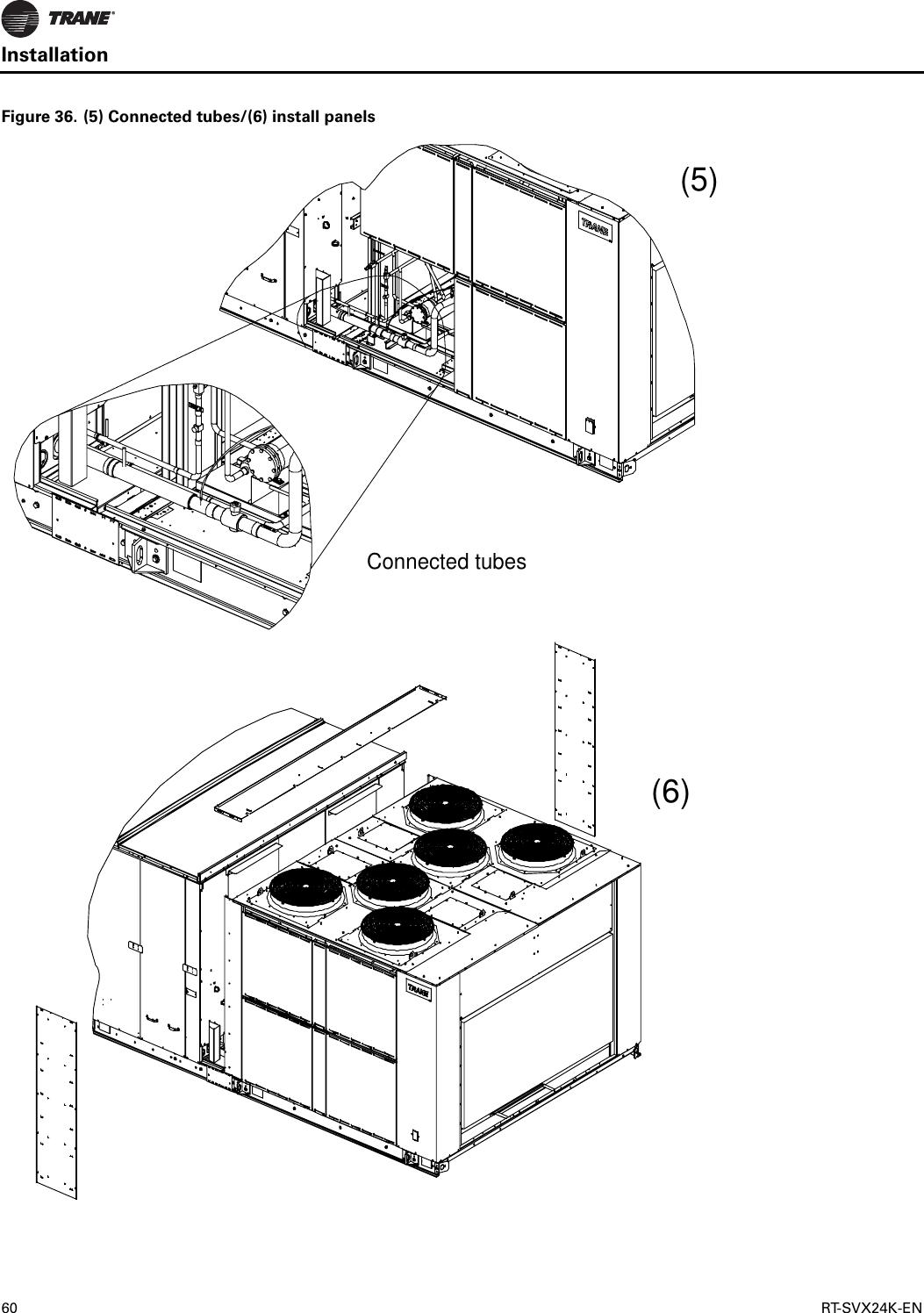 Page 60 of 200 trane trane intellipak ii 90 to