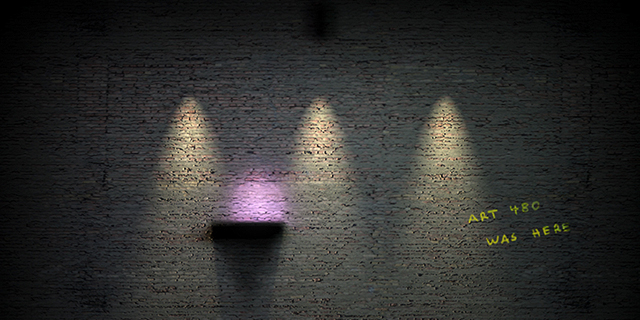 Spot Lights Art