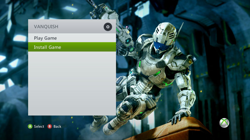 Convert Installed Xbox 360 Games To Games On Demand Amp Play