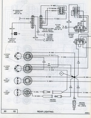 88 Jeep Comanche Wiring Diagram | Wiring Library