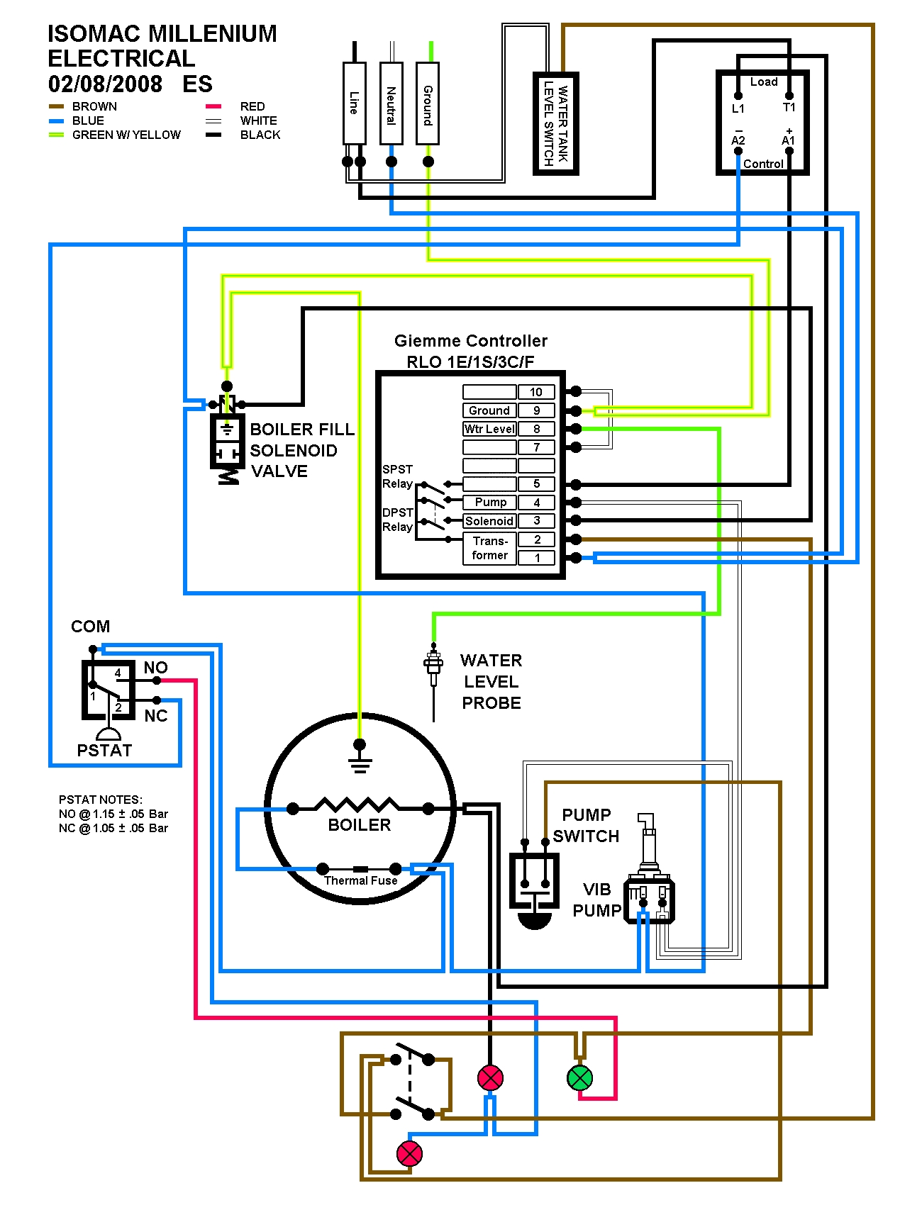 Coffee Maker Wiring Diagram