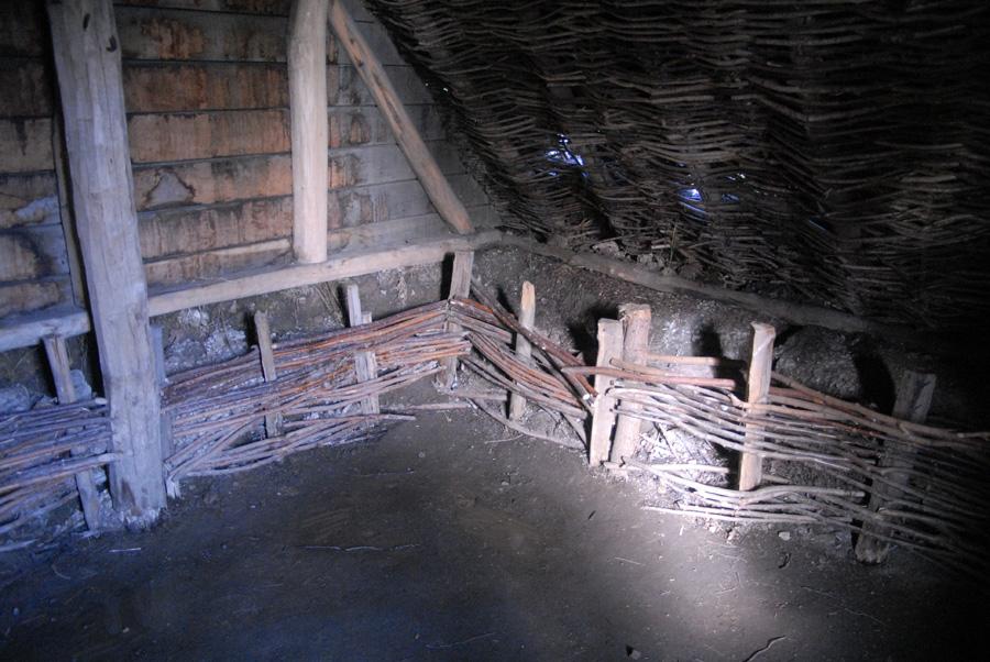 gray wooden floors
