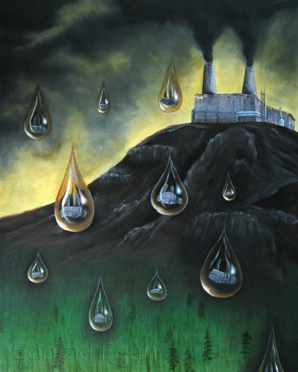 11 Important Effects Of Acid Rain On Environment