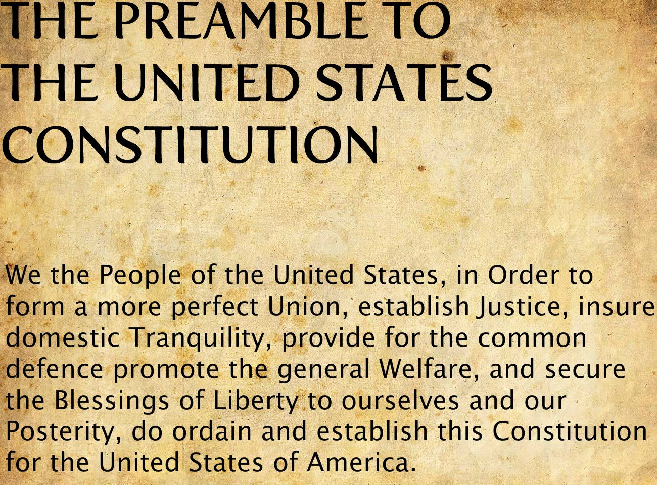 Constitution Worksheet For 7th Grade