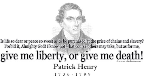 Image result for patrick henry give me liberty