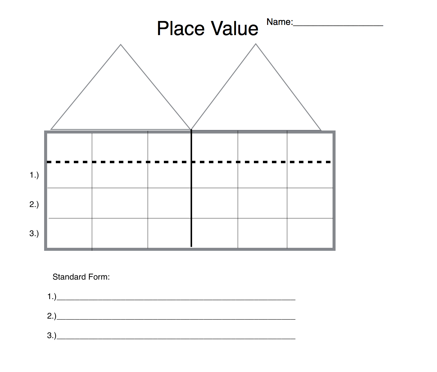 Place Value Review On Emaze
