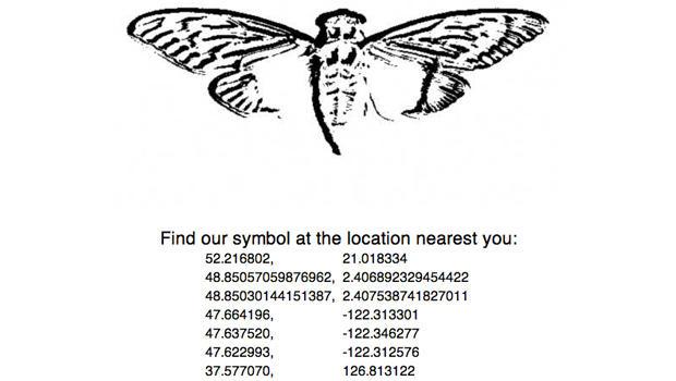 Image result for cicada 3301 reddit