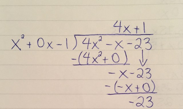 How do you use polynomial long division to divide (2222x^22-x-222)div(x