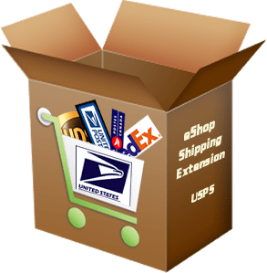Wordpress eShop USPS Shipping Rates Plugin
