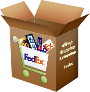 WordPress eShop FedEx Shipping Rates Plugin
