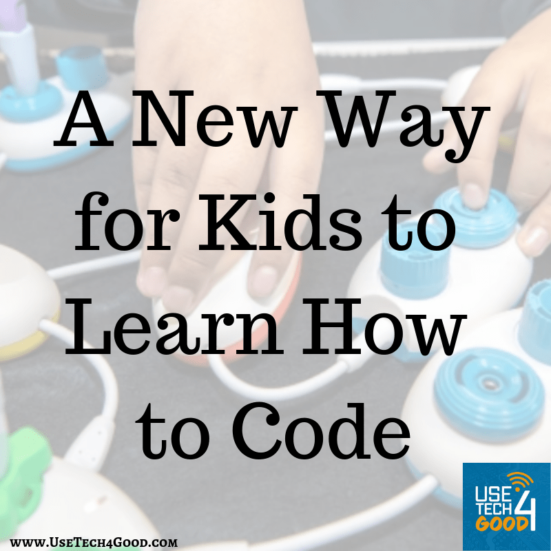 a new way for kids to learn to code