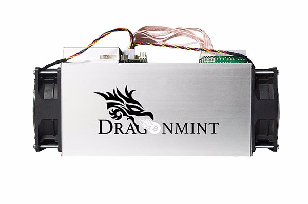 dragonming - Halong Mining - The Bitmain Killer?