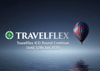Travel Flex Cover - TravelFlex ICO Round Continue Until 12th Jan 2018