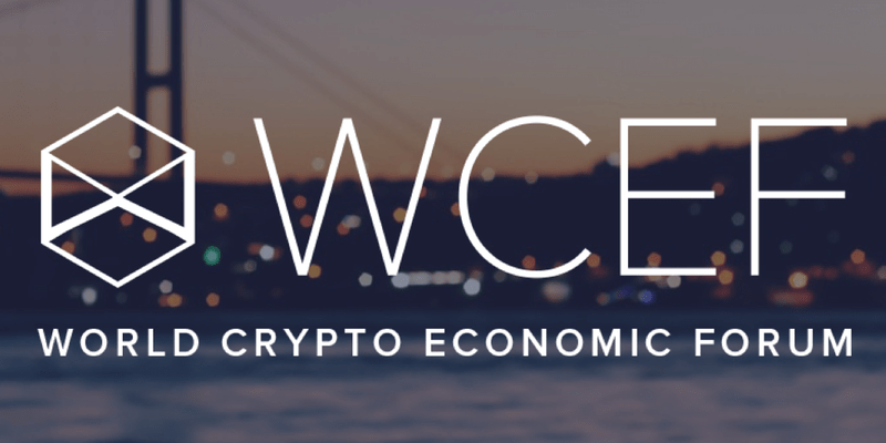 WCEF - The World Crypto Economic Forum is bringing together some of the world's most notable crypto leaders