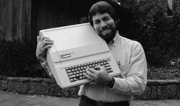 apple ii - Steve Wozniak Believes Bitcoin is Better than Gold and US Dollar