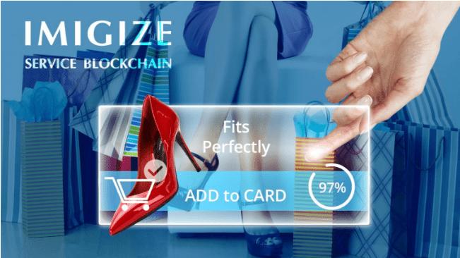 imigize - Imigize Service Blockchain prepares a revolution for  the online stores