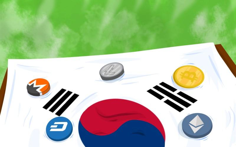 sk - South Korea is Moving More Fiat Into Cryptocurrencies