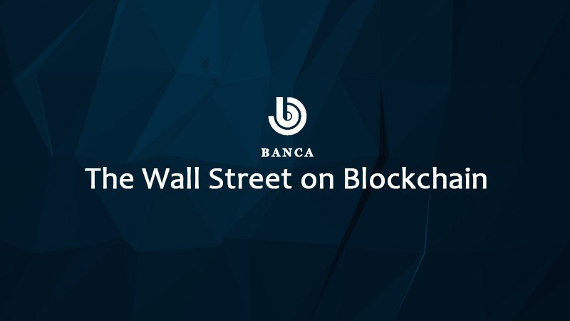 Banca 4 - Banca- An amalgamation of biggest trends of tech word today
