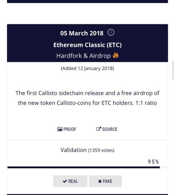 ETC - Most Interesting 5 Following Airdrops - All You Need To Know To Participate